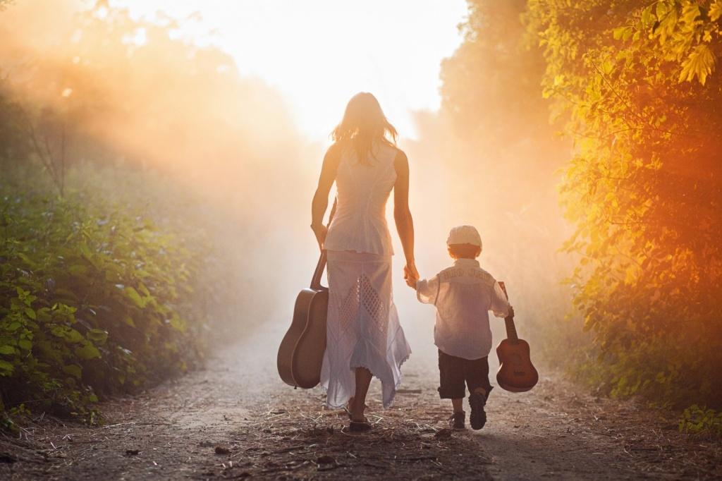Почему ребенок остается с матерью после развода?